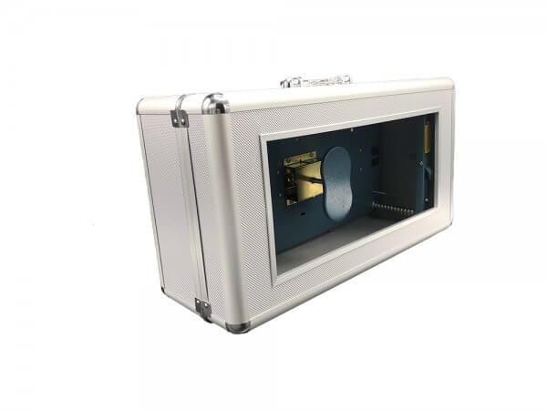 Dispenser metalic cu mecanism