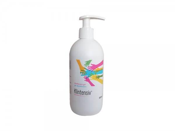 gel dezinfectant pentru maini Klintensiv 500 ml