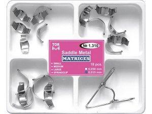 kit matrici metal conturate 18buc clema tor 1.310
