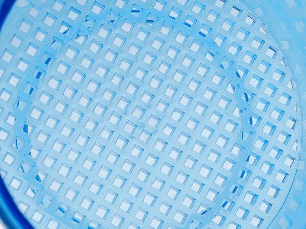Cutie plastic autoclavabila pentru freze-albastru-detaliul 2
