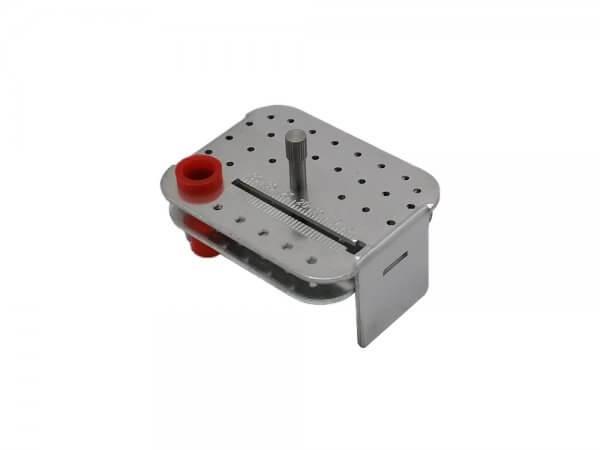 Cutie endo autoclavabile 30 orificii-suport interior
