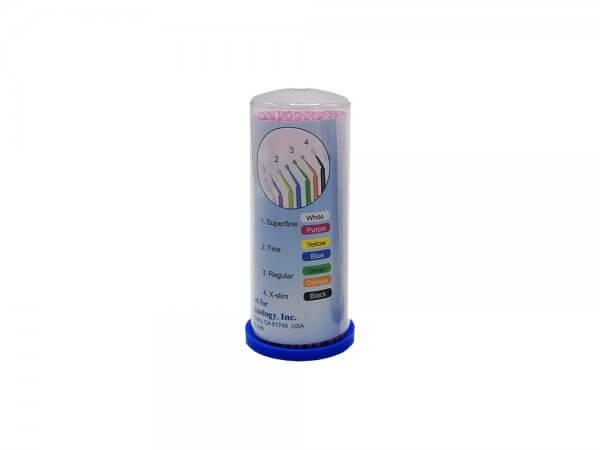 Micro aplicatoare solutii dentare TPC-mov-superfine